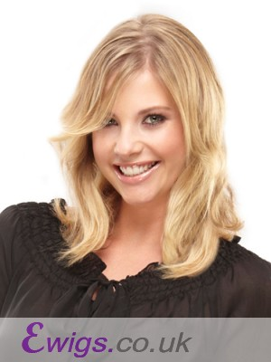 Charming Medium Full Lace Remy Human Hair Wig