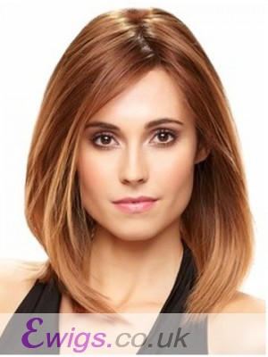 Lace Front Long Bob Style Remy Hair Wig