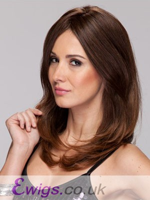 Good Looking Straight Capless Human Hair Wig