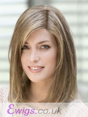 Affordable Straight Capless Human Hair Wig