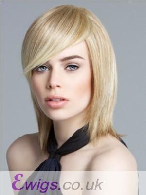 Pretty Straight Capless Human Hair Wig
