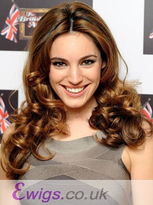 Stupendous Wavy Synthetic Lace Front Wig