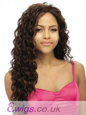 Water Wave Remy Human Hair Lace Front Wig