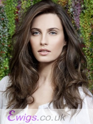 Popular Wavy Lace Front Synthetic Wig