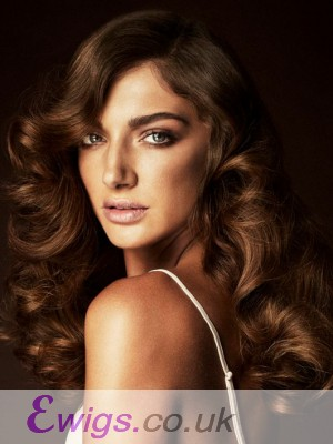 Wonderful Wavy Lace Front Synthetic Wig
