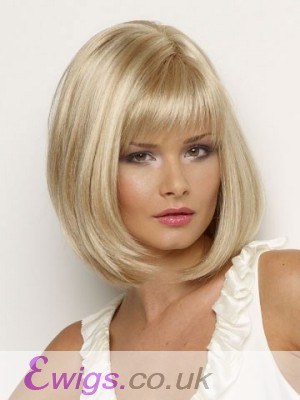 Comfortable Synthetic Wig