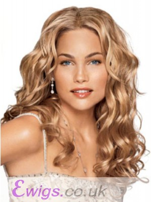 Elegant Long Synthetic Deep Wavy Wig
