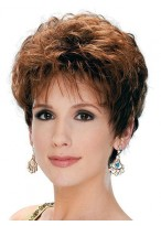 Short Hairstyle Synthetic Wig