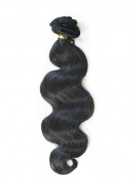 """Top Quality 10 Pcs From 18"""" Wavy Clip In Full Head Set"""