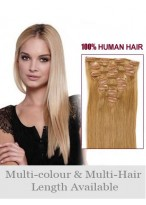 """24"""" Straight Long Remy Hair Extension"""