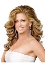 """14"""" Wavy Clip-In Human Hair Extensions"""