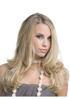 "18"" Glamorous Human Hair Clip-In Extensions"