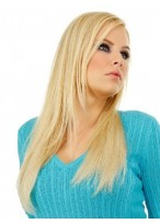 1 Piece 18 Inches Clip In Remy Human Hair Extensions