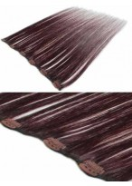 """12"""" Width Quick-Length Clip In Hair Extensions"""