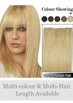 """20"""" PU Skin Weft Human Hair Extensions"""