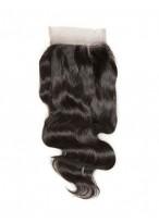 3 Part Remy hair Lace Closure
