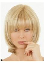 Exquisite Human Hair Top Piece Wig