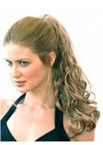 Seductive Clip in Hairpiece
