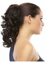 Comfortable Crush Clip in Hairpiece
