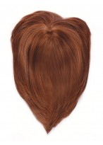 Short Straight Remy Human Hair Hairpieces