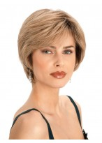 Popular Short Length Straight Clip in Hairpieces