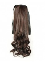 """18"""" Long Wavy Synthetic Hair Ponytail"""