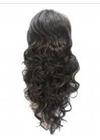 "20"" Synthetic Wavy Hair Ponytail"