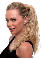 Clip in Synthetic Wavy Ponytail
