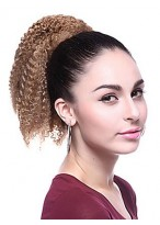Synthetic Curly Fluffy Ponytail