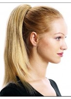 Popular Synthetic Clip in Ponytail