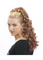 Synthetic Curly Ponytail With Drawstring