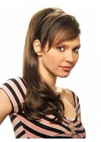 Wavy With Claw Clip Synthetic Ponytail