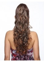 """24"""" Long Wavy Synthetic Hair Ponytail"""