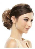 Curly Remy Human Hair Wrap