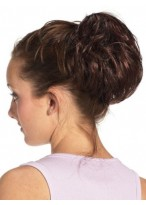 Synthetic Wrap With Claw Clip