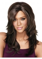 Fashion Long Layers Synthetic Wig