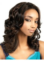 Long Loose Wave Synthetic Capless Wig