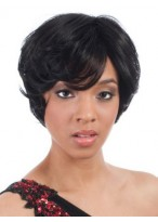 Perfect Short Capless Synthetic Wig
