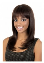 Fabulous Capless Long Human Hair Wig
