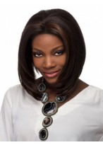 Beautiful Lace Front Straight African American Wig