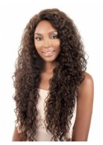 Amazing Curly Capless African American Wig