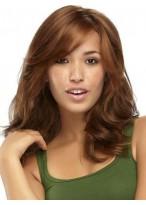 Comfortable Long Human Hair Full Lace Wig