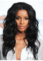 Popular Long Wavy Synthetic Wig
