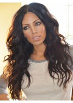 Most Popular Lace Front Wavy Human Hair Wig