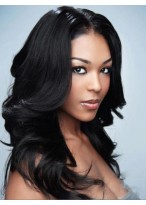 Adorable Synthetic Wavy Lace Front Wig