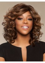 Chic Wavy Synthetic Capless Wig