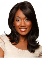 Amazing Wavy Lace Front Synthetic Wig