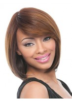 Marvelous Straight Human Hair Capless Wig