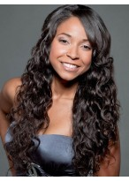 Stupendous Wavy Lace Front Synthetic Wig