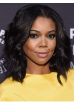 Attractive Wavy Lace Front Synthetic Wig